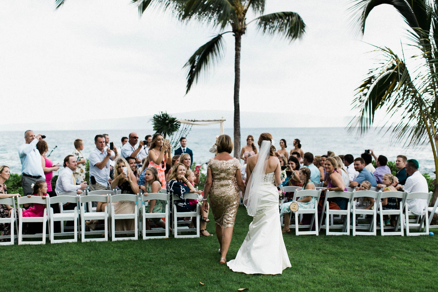 Private luxury wedding venues in maui the perfect for Maui wedding locations