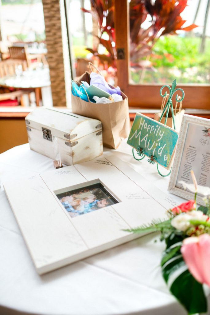 Messages to the bride & groom